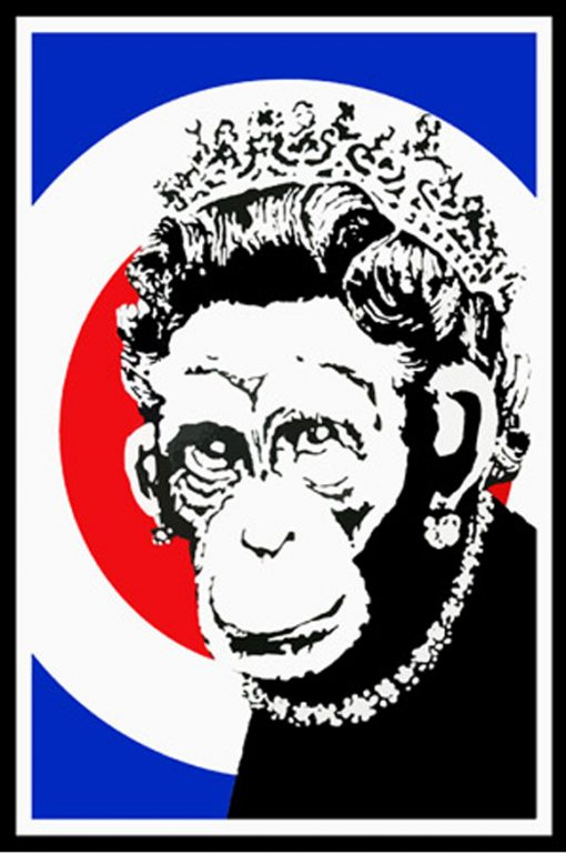 Monkey-Queen-by-Banksy