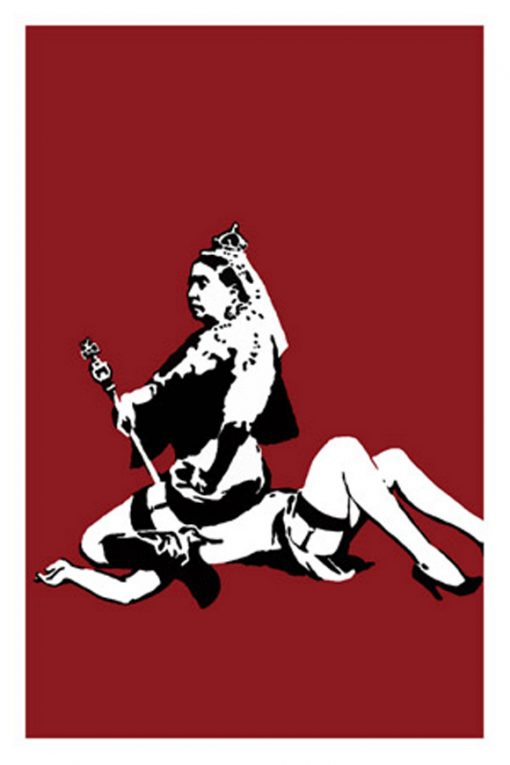Queen-Victoria-Lesbian-by-Banksy