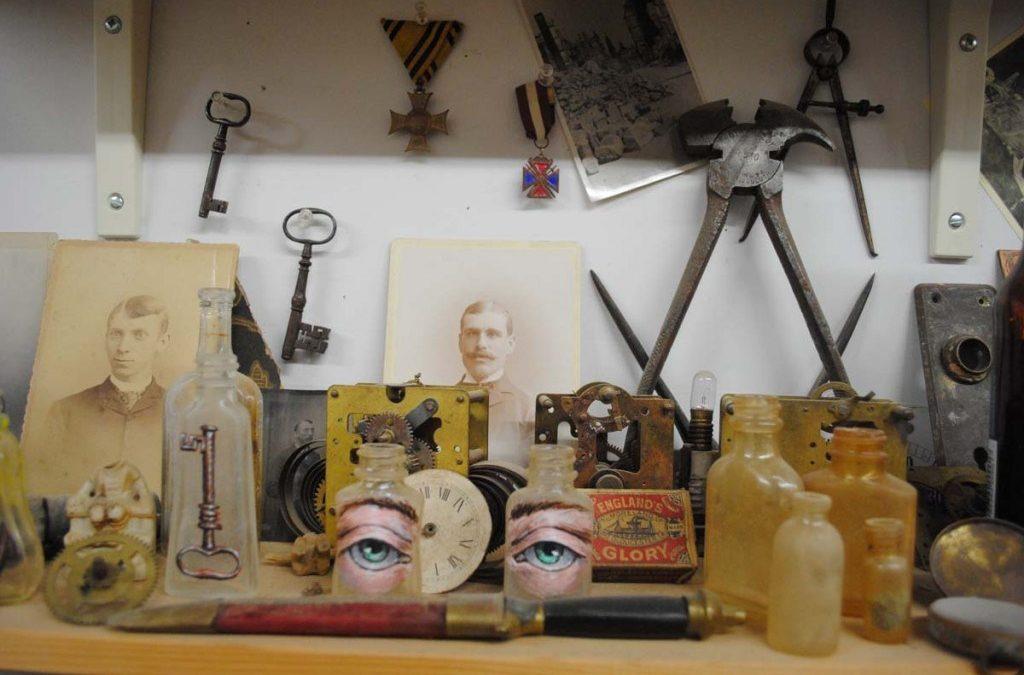 Beau Stanton – studio visit