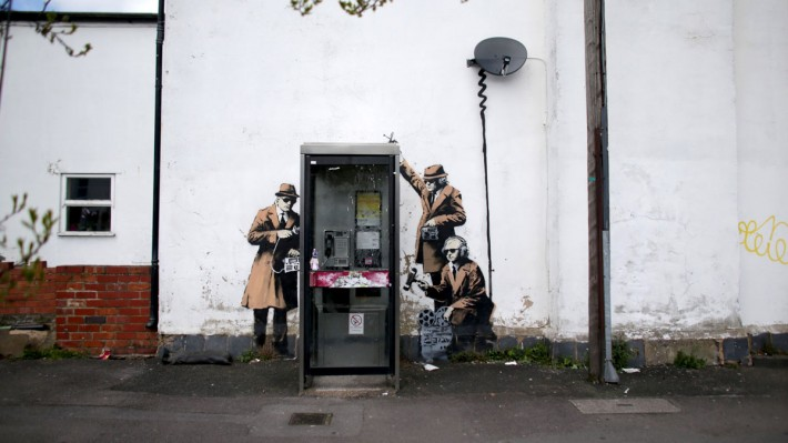 Who is Banksy? Science may have solved the mystery.
