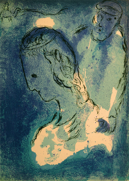 Chagall_56Bible_Abraham_Sar