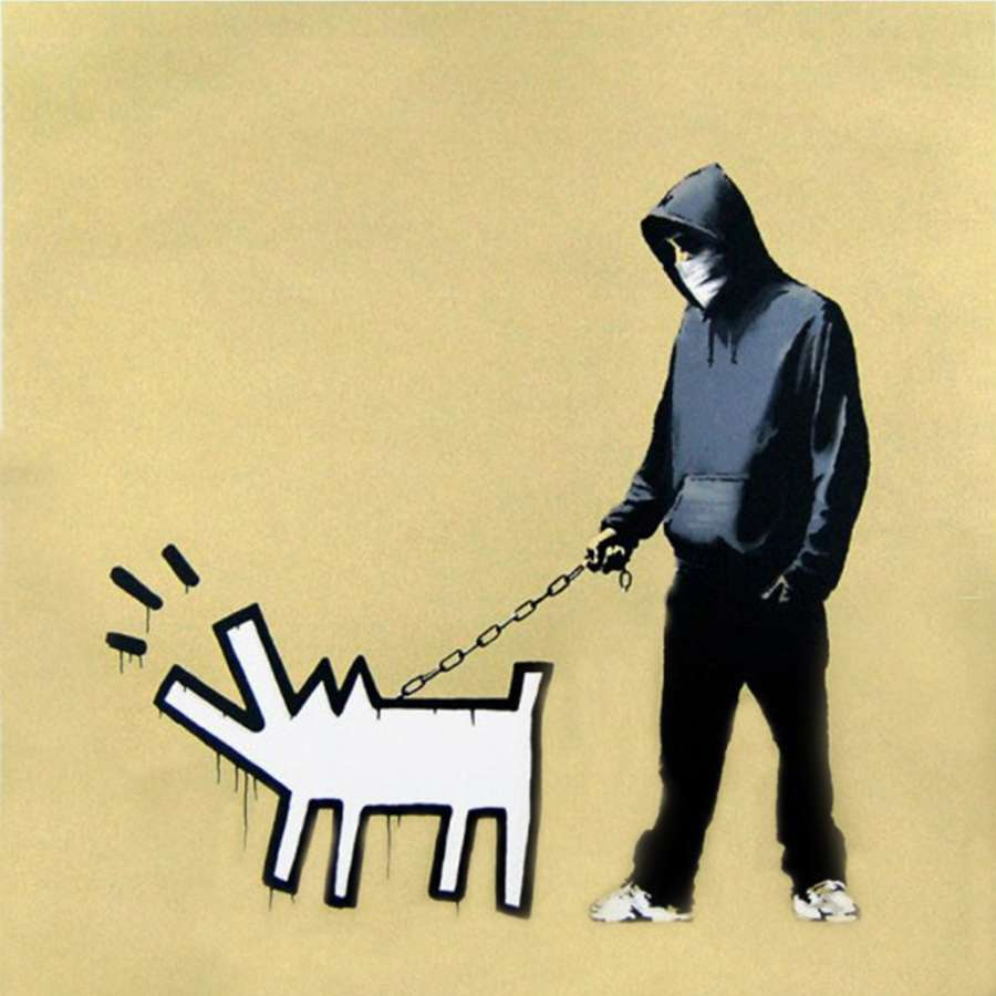 banksy-choose-your-weapongold