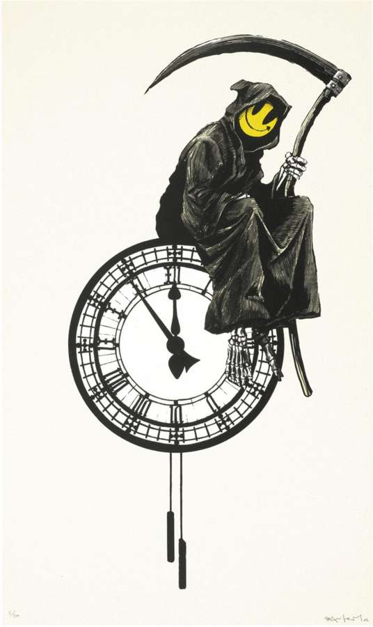 Grin Reaper - Hexagon Gallery