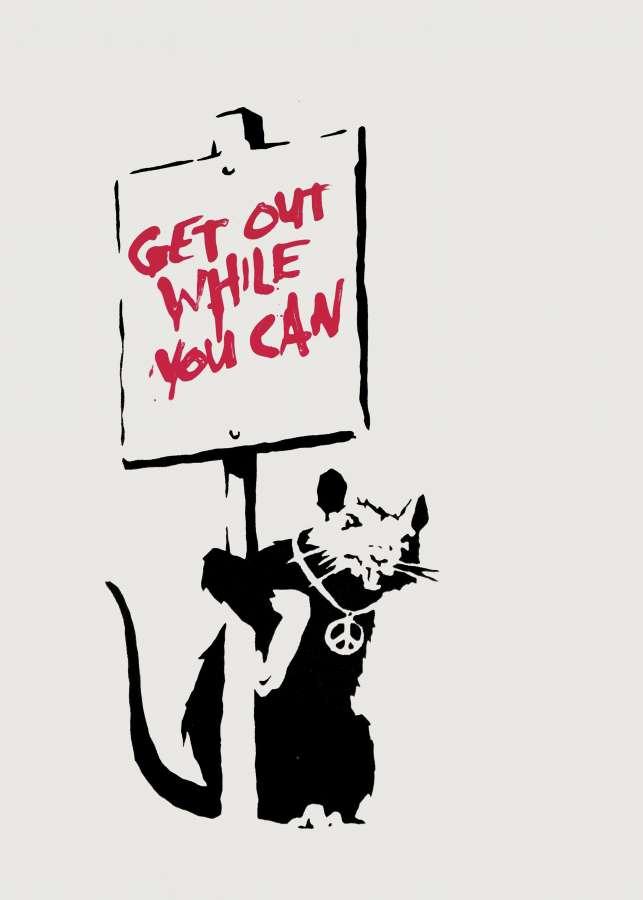 Banksy_Get_Out_While_You_Can_L