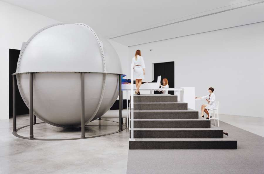 Bathed in Brilliance: James Turrell's Light Reignfall